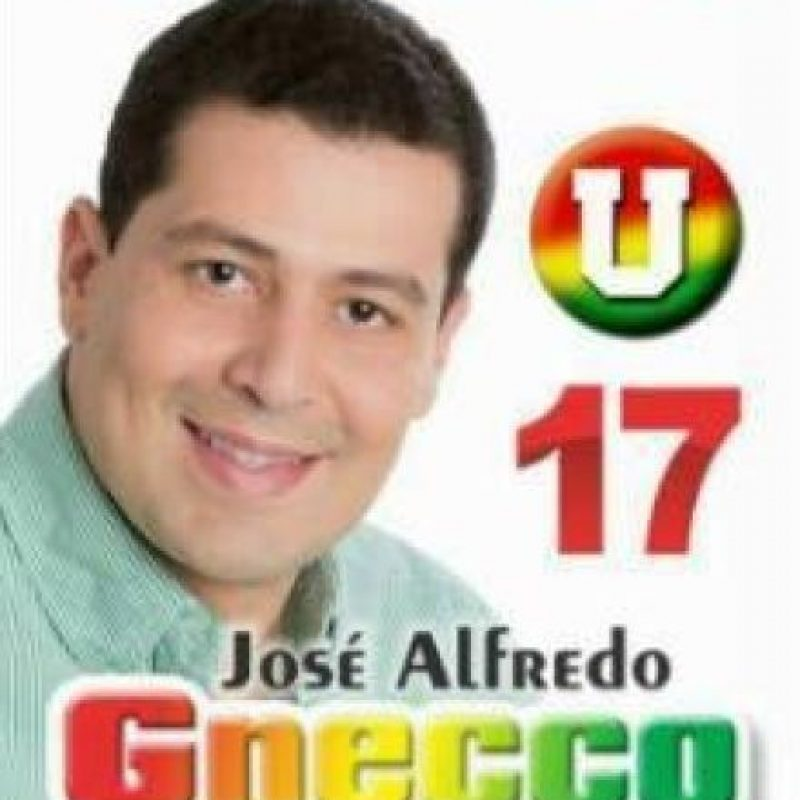 Senador de La U José Alfredo Gnecco Foto:Colprensa