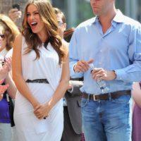 Sofía es la actriz mejor pagada de la TV estadounidense Foto:Getty Images