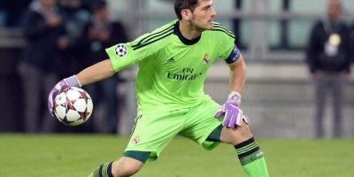 Iker Casillas (Real Madrid) Foto:Getty Images