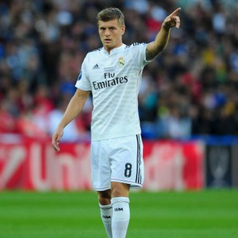 Toni Kroos (Real Madrid) Foto:Getty Images