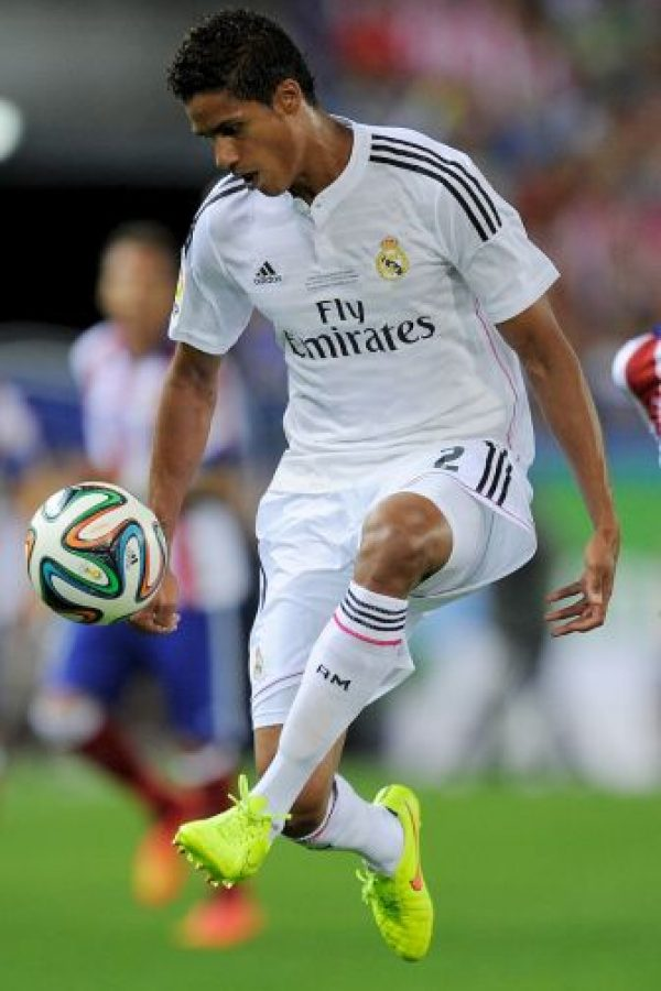 Raphaël Varane (Real Madrid) Foto:Getty Images