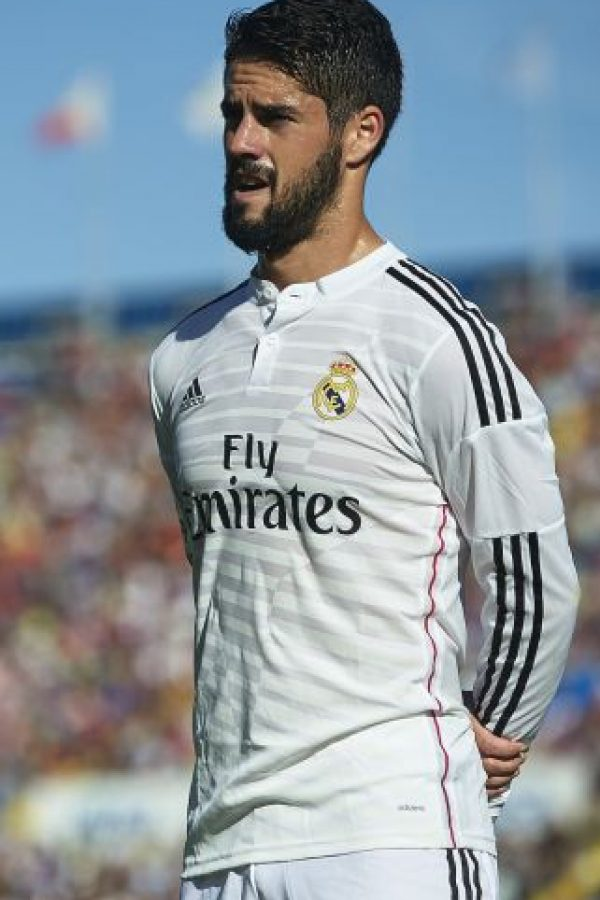 Isco (Real Madrid) Foto:Getty Images