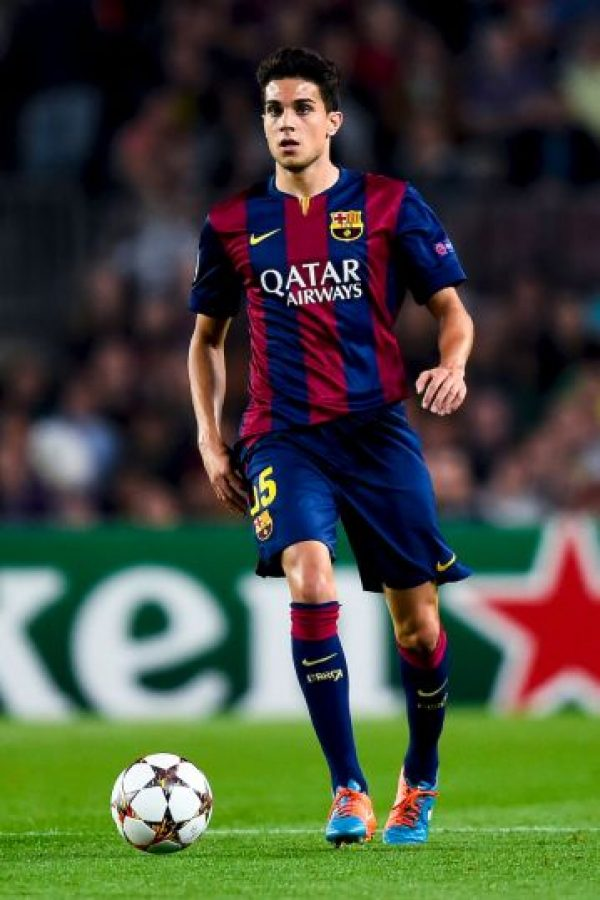 Marc Bartra (Barcelona) Foto:Getty Images
