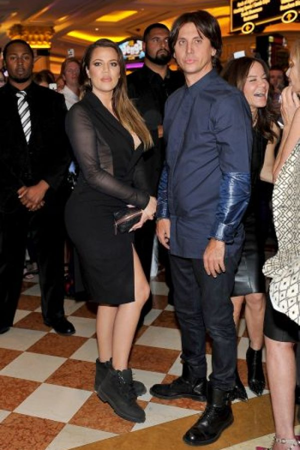 Khloe y Jonathan Cheban Foto: Getty Images