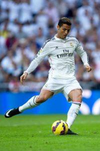 Luego siguió apoyando a su equipo con su talento Foto:Getty Images