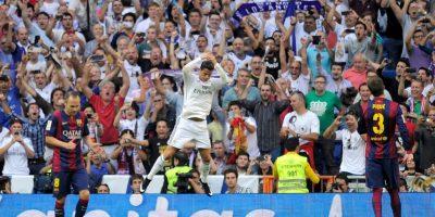 Obvio, la celebración no se hizo esperar Foto:Getty Images
