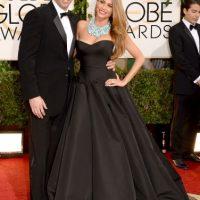 Se conocieron en los Premios Globo Foto:Getty Images