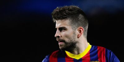 Gerrard Piqué (Barcelona) Foto:Getty Images