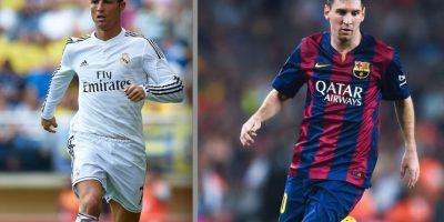 Real Madrid y Barcelona luchan por el orgullo en el clásico español. Foto:Getty Images
