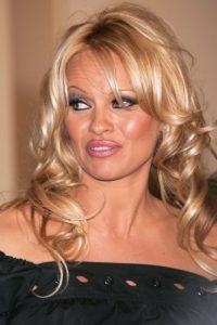 Y finalmente aquí está Pamela Anderson en 2005 Foto:Getty Images