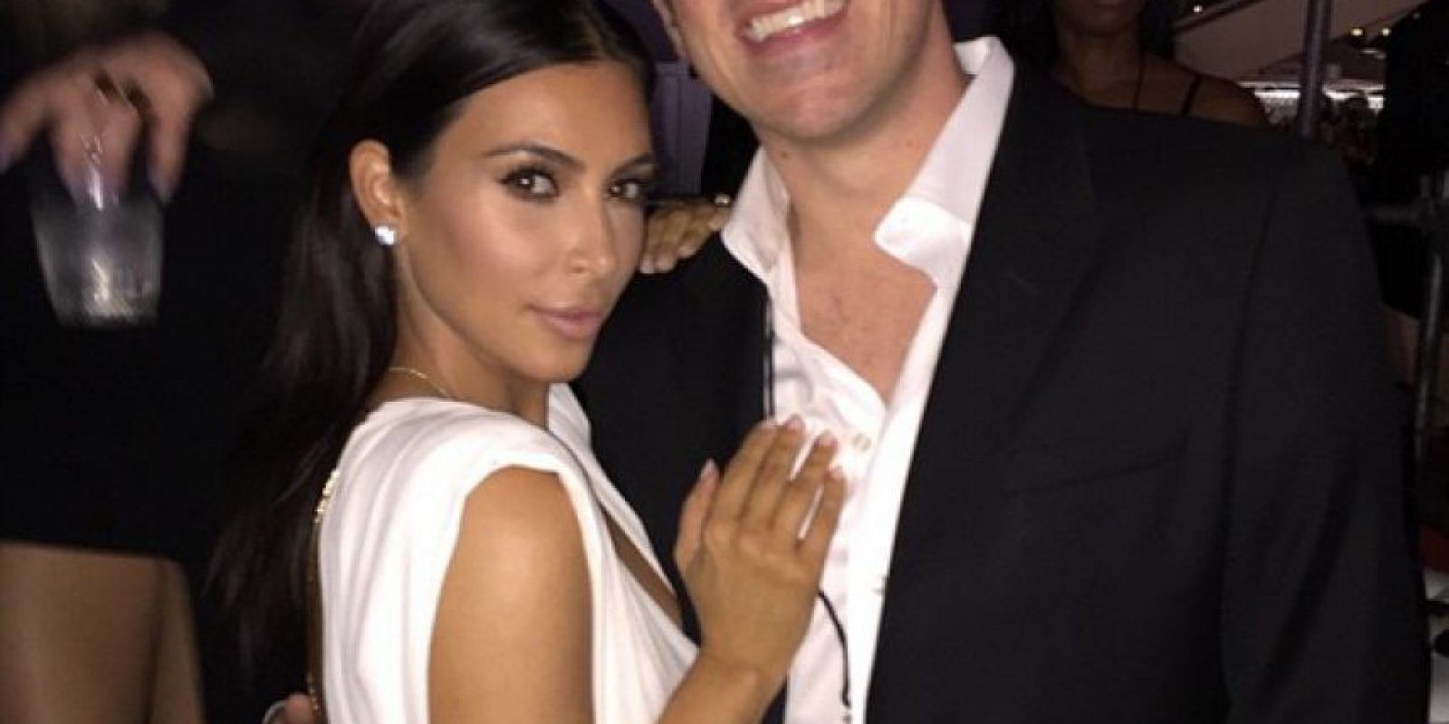 Kim y Mike Snedeger Foto:Instagram @kimkardashian