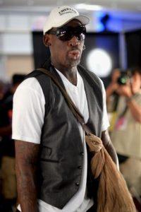 Dennis Rodman nació en Trenton, Nueva Jersey Foto:Getty Images
