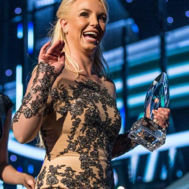 """Por lo que se ganó el nombre de la """"Princesa del Pop"""" Foto:Getty Images"""