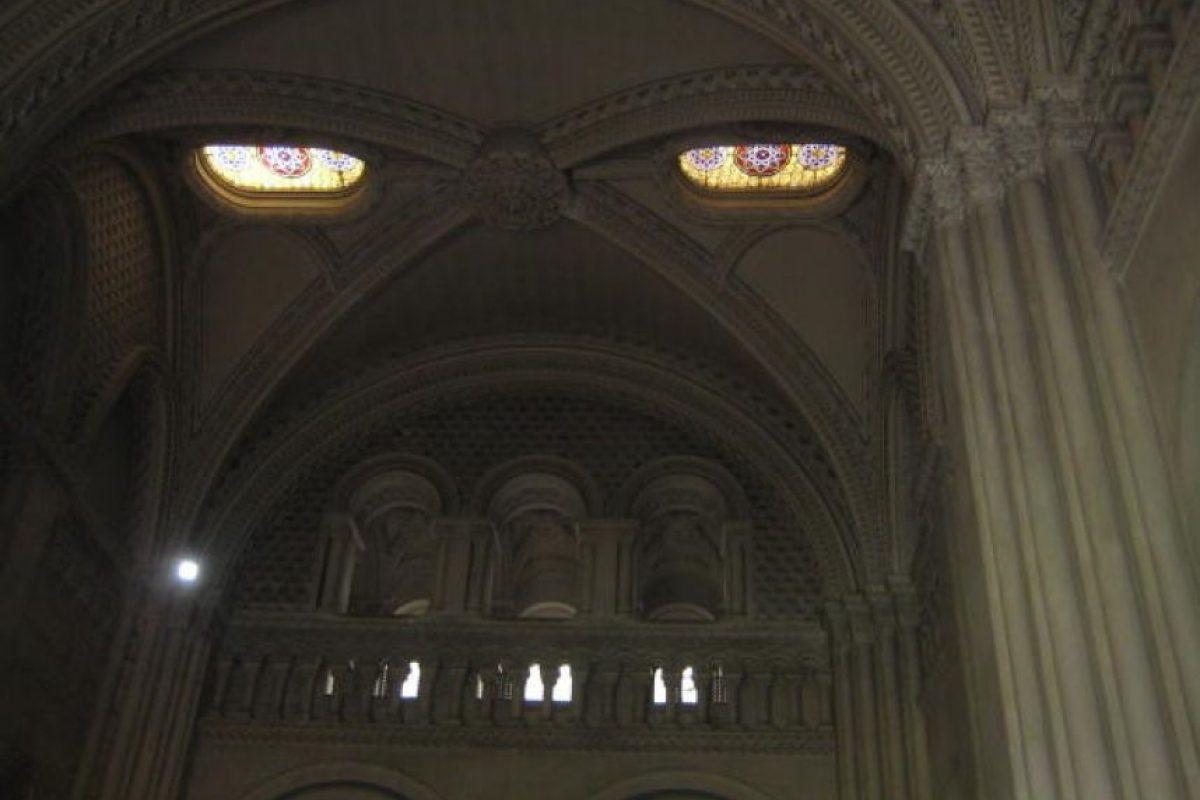 Dentro de este monasterio se oculta alguien… Foto:Reproducción.
