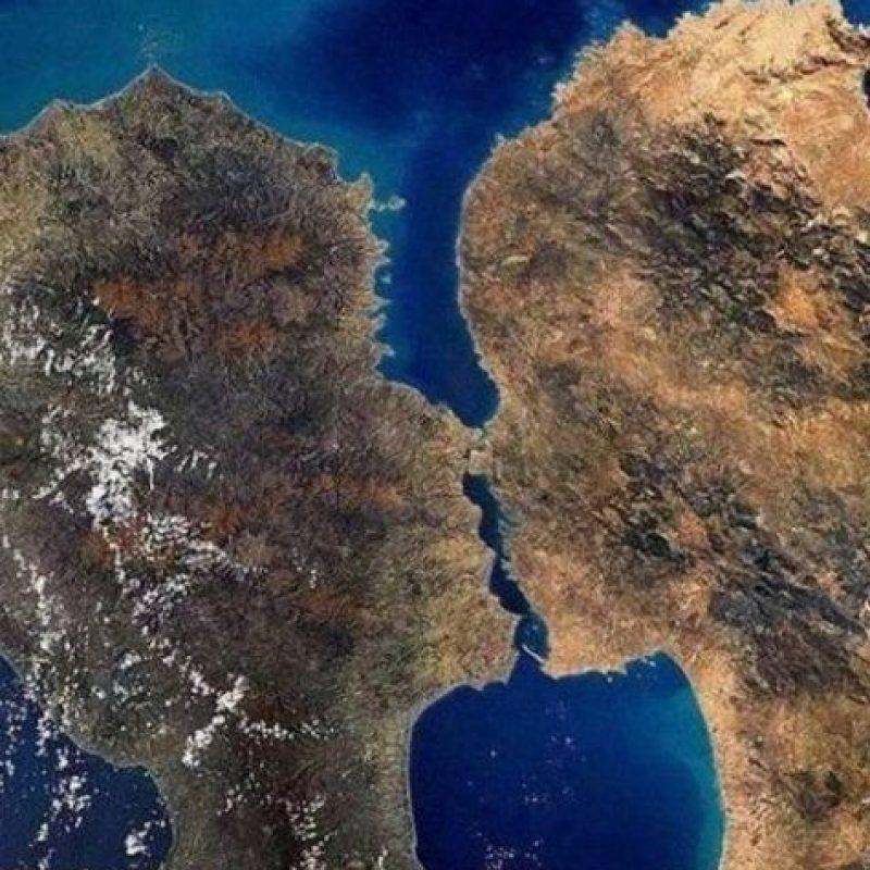 ¡Estas dos islas se adoran! Foto:Reproducción.