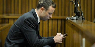 Oscar Pistorius fue sentenciado a cinco años de prisión. Foto:Getty Images