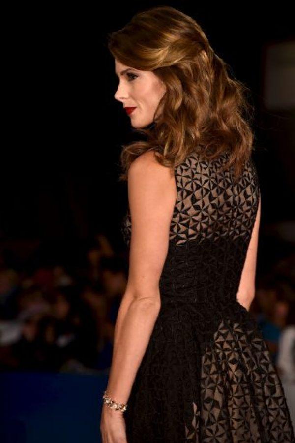 Es una actriz y modelo estadounidense Foto:Getty Images