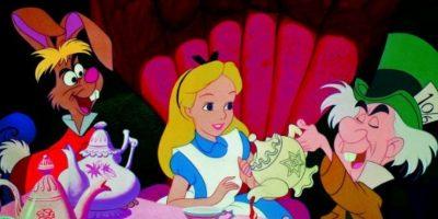 """""""Alicia en el país de las maravillas"""" Foto:Disney vía IMDB"""
