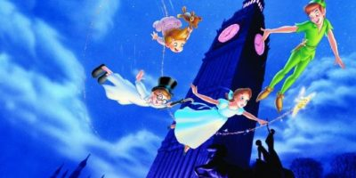 """Peter Pan"" Foto:Disney vía IMDB"