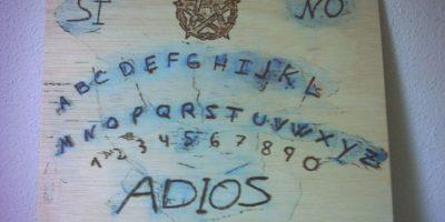 """El libro titulado """"Jap Herron"""" fue transcrito desde un tablero de güija. Foto:Taringa"""