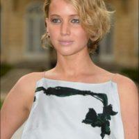 Aunque hubo muchas celebridades en el CelebGate, la más afectada fue Jennifer Lawrence. Foto:Getty Images