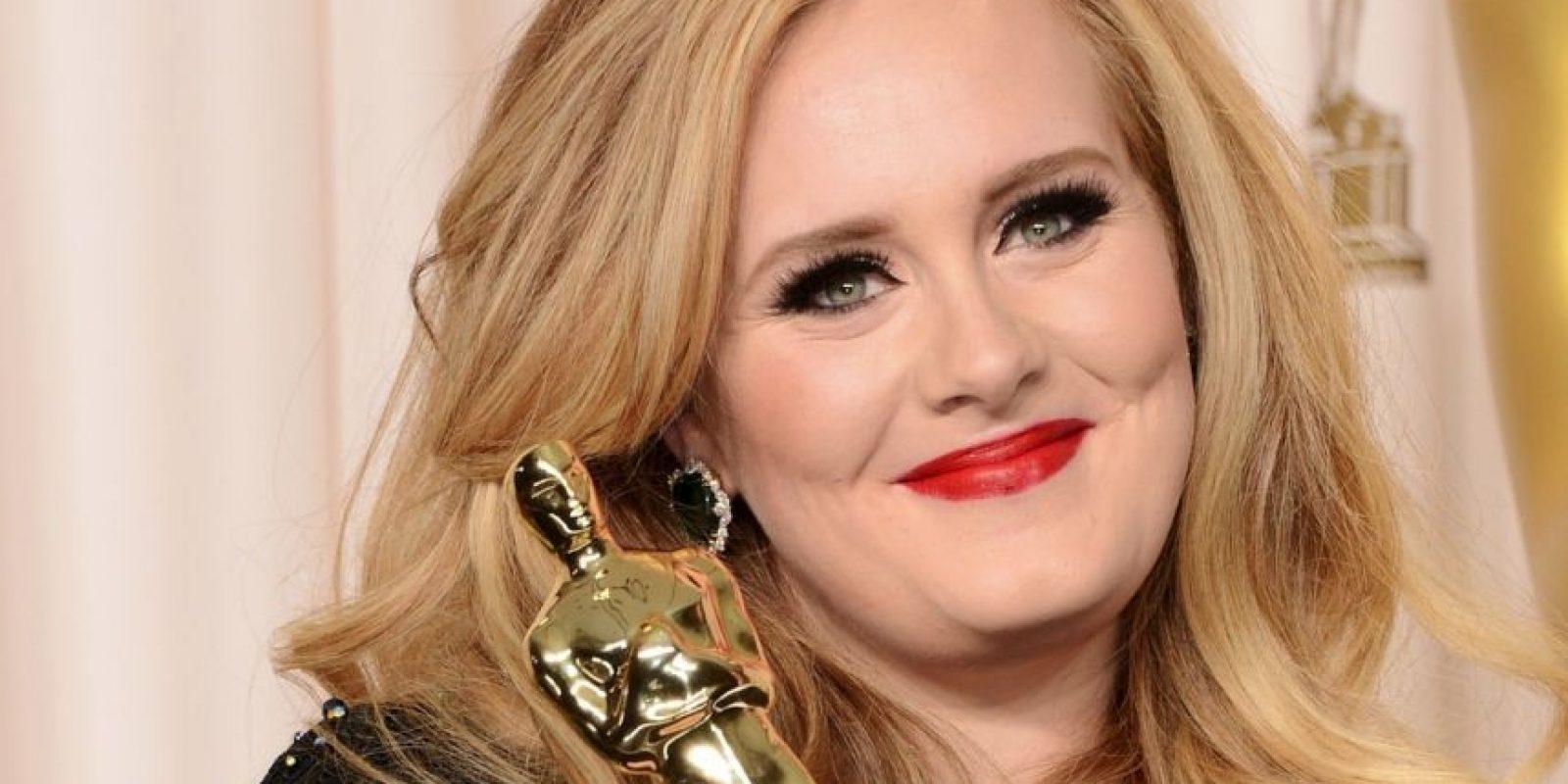 Siempre ha sido insultada por su peso. Foto:Getty Images
