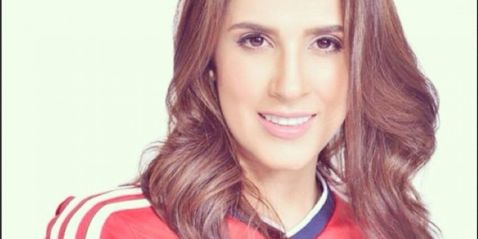 "Daniela Ospina fue víctima de ""matoneo"" en redes. Foto:Instagram/Daniela Ospina"