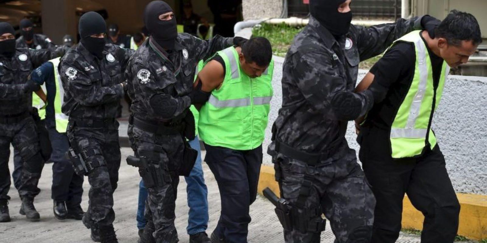 Con estos arrestos ya son 56 personas detenidas. Foto:AFP