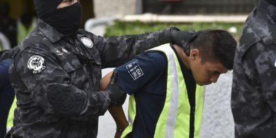 Se han producido varios arrestos de personas relacionadas a la desaparición de los 43 estudiantes normalistas. Foto:AFP