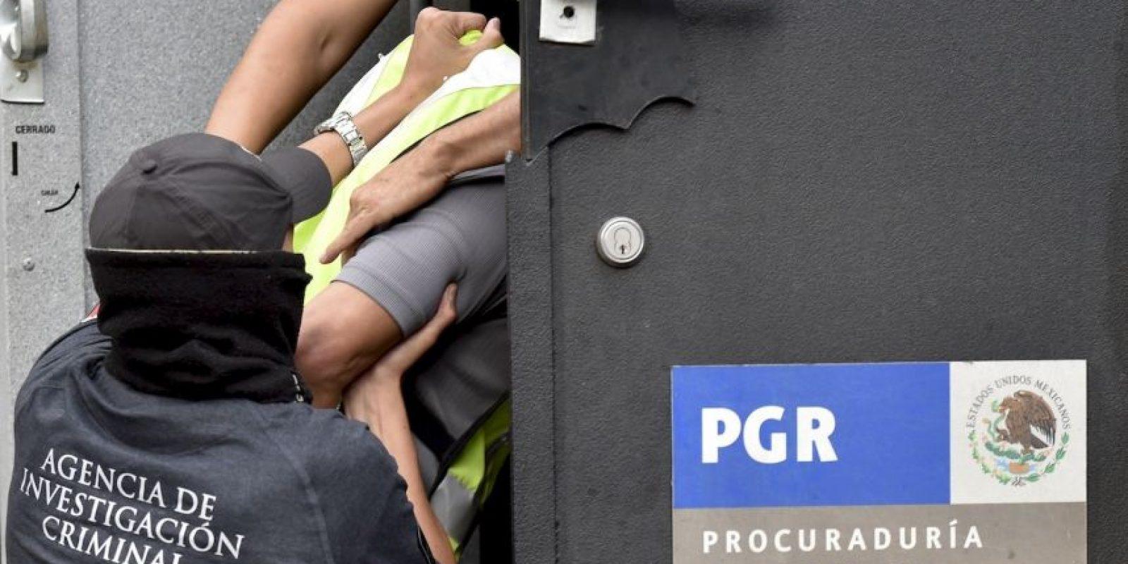Hoy se informó que detuvieron a cuatro integrantes más del grupo criminal Guerreros Unidos. Foto:AFP