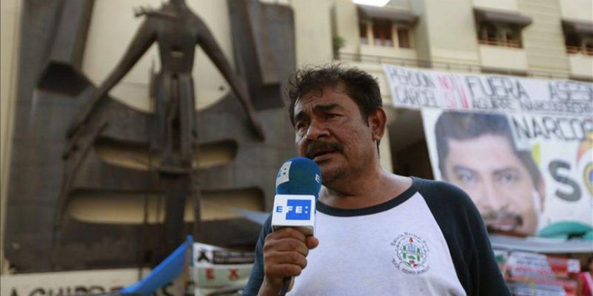 Familiares de 43 desaparecidos darán ultimátum a Peña Nieto en reunión mañana