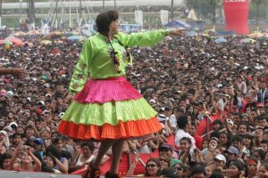 Sigue siendo popular en Perú Foto:Ernesto Pimentel /Facebook