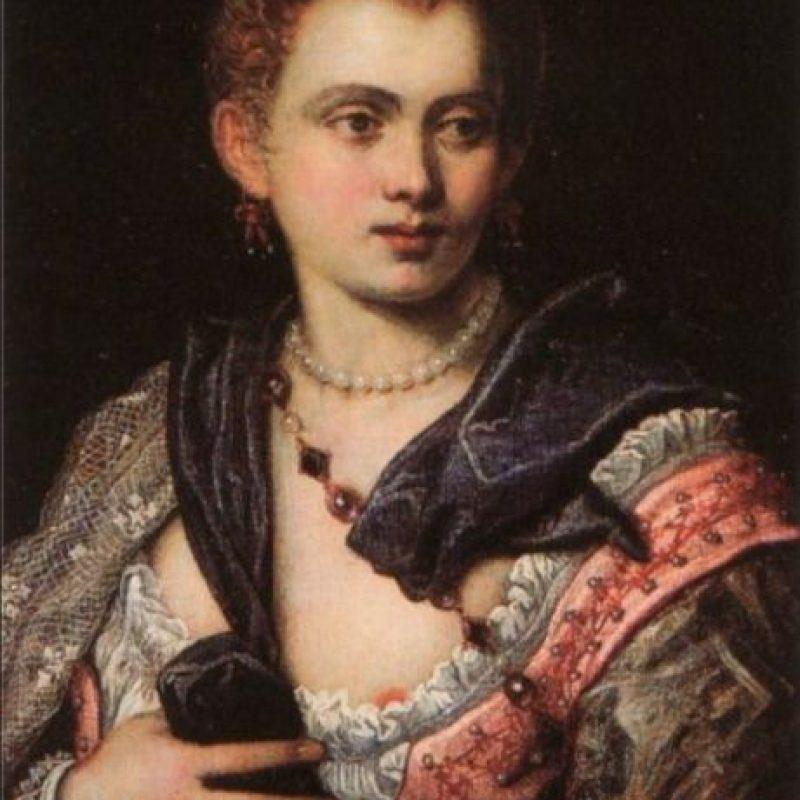 Verónica Franco, intelectual y juzgada por brujería (siglo XVI) Foto:Wikipedia