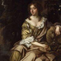 Nell Gwynn, actriz y prostituta famosa. Existió en el siglo XVII Foto:Wikipedia