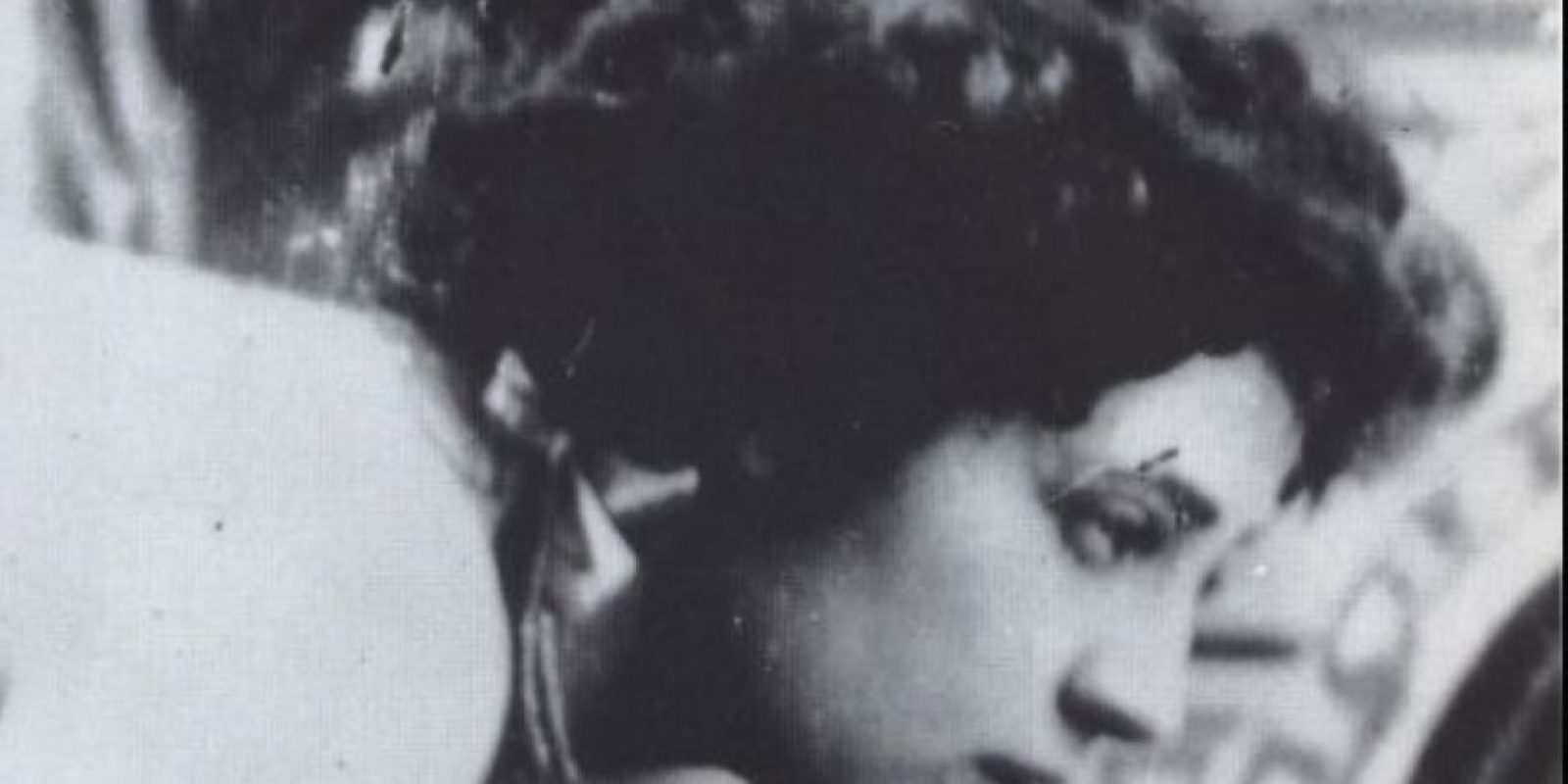 Lulú White, regenta de uno de los burdeles de Nueva Orleans de comienzos de siglo XX Foto:Wikipedia