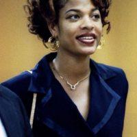 Divine Brown, quien puso a Hugh Grant en evidencia en 1995. Foto:Getty