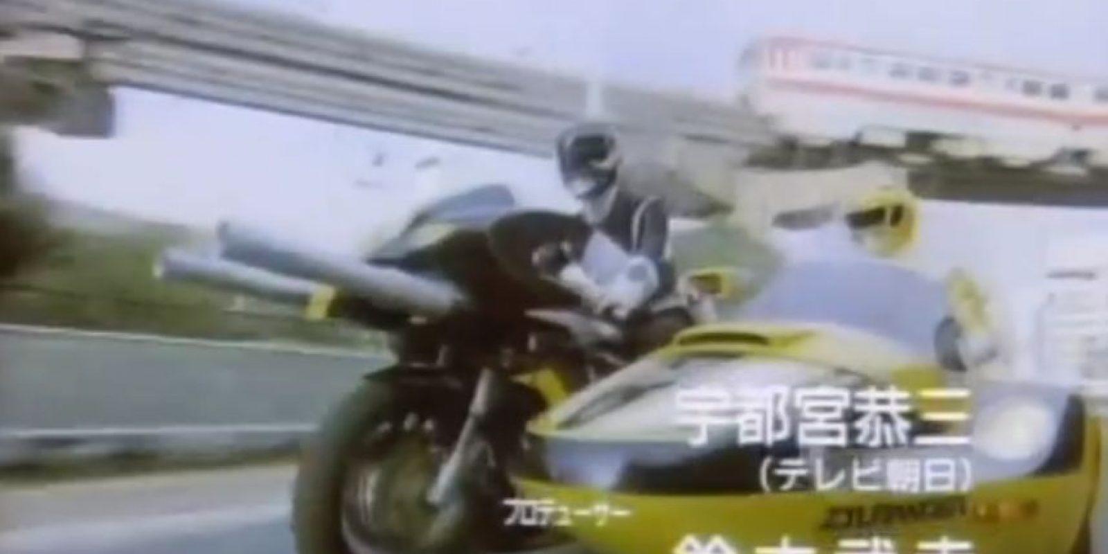 El argumento, el mismo Foto:Tv Asahi