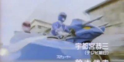 Tenían ya desde entonces armas sofisticadas Foto:Tv Asahi