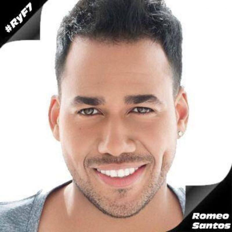 El cantante Romeo Santos también se integrará al elenco. Foto:Facebook/FF7