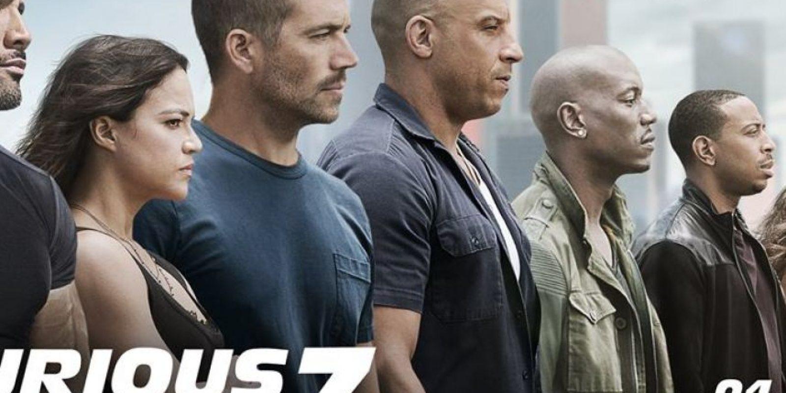"La séptima película de ""Fast and Furious"" se llamará ""Furious 7"" Foto:Facebook/FF7"
