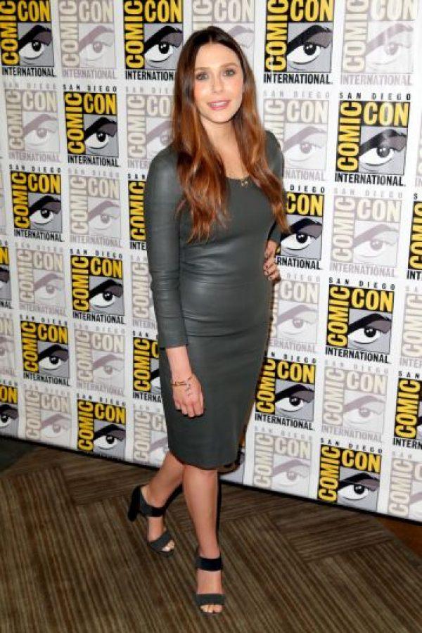 Elizabeth Olsen Foto:Getty Images