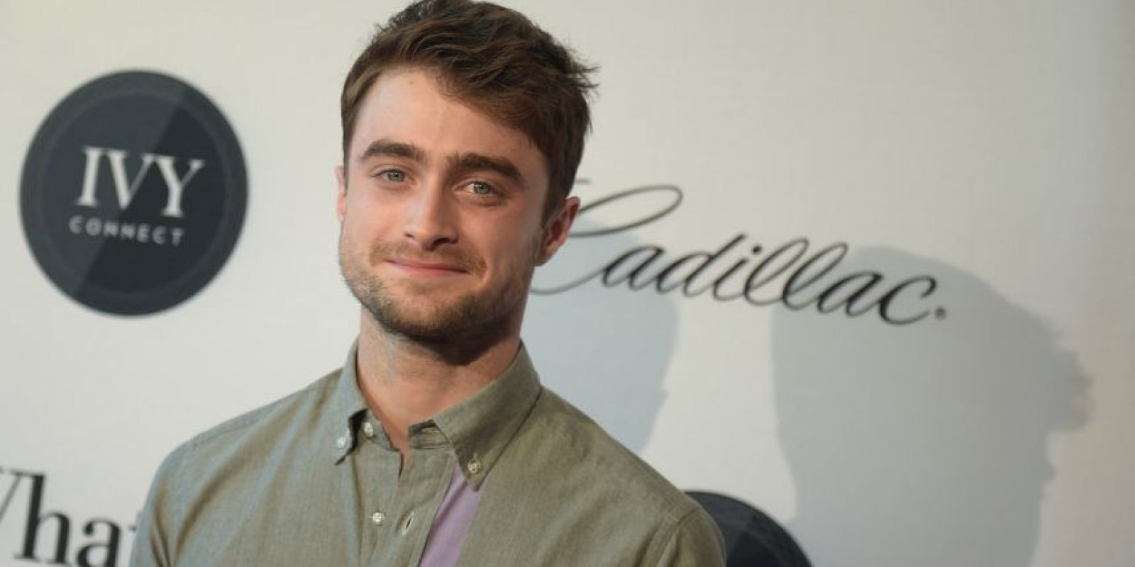 "Famoso por la saga de ""Harry Potter"" Foto:Getty Images"
