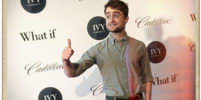 """Cuando actuó en el telefilme """"David Copperfield"""" Foto:Getty Images"""