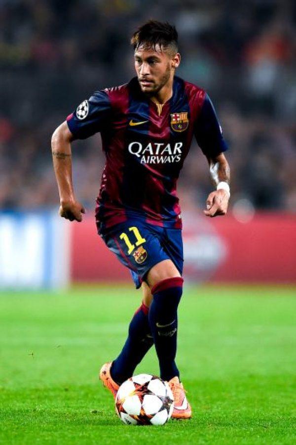El brasileño de 22 años pertenece al Barça desde la campaña pasada Foto:Getty