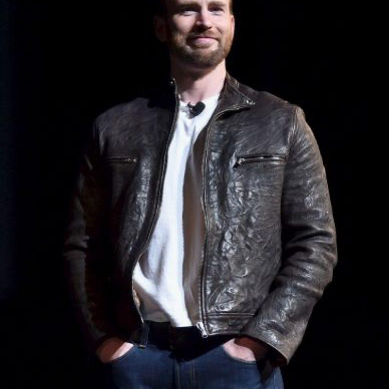 Chris Evans Foto:Getty Images