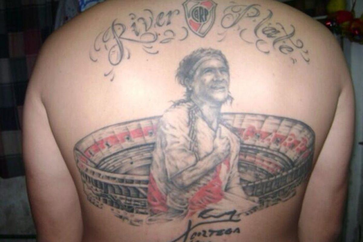 River Plate de Argentina Foto:Twitter