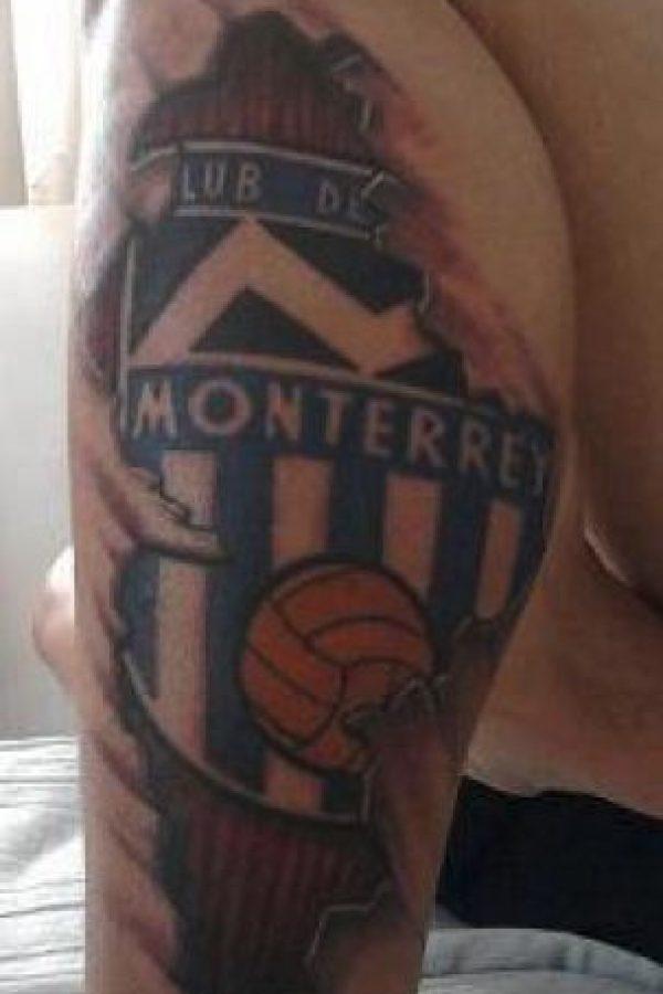 Monterrey de México Foto:Twitter