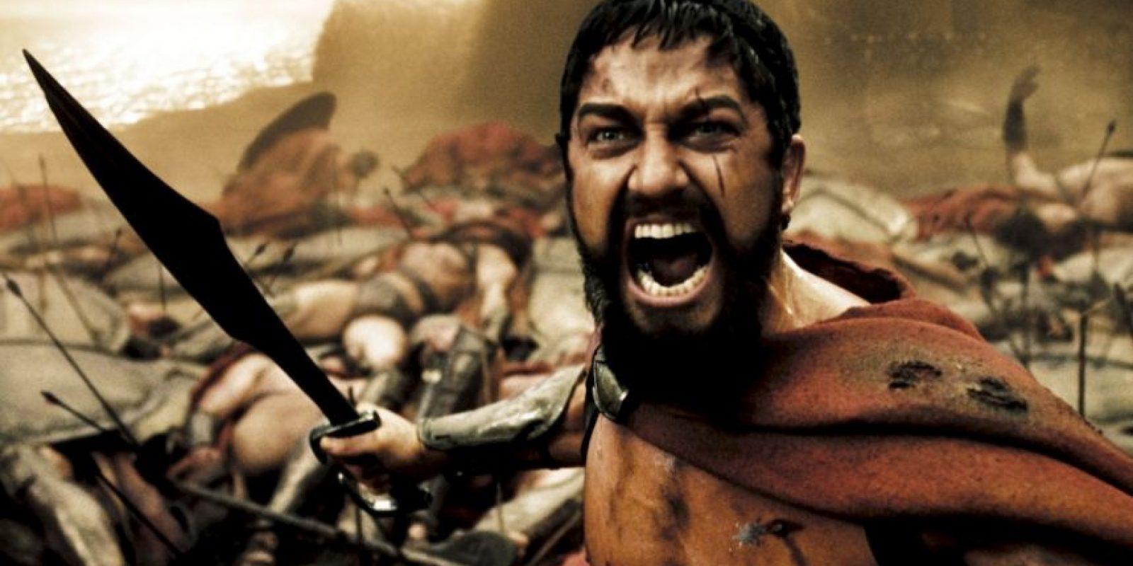 El macho: Peleón, neandertal y básico. Foto:Legendary