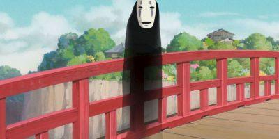 El -Sin Cara-: No muestra emociones y es totalmente indiferente. Foto:Ghibli