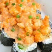 Sushi, Japón Foto:Pinterest
